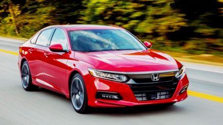 2020 Honda Accord front