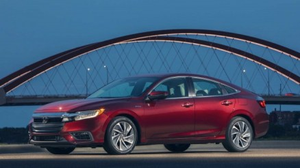 2020 Honda Insight Exterior