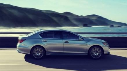 2019 Acura RLX Hybrid exterior