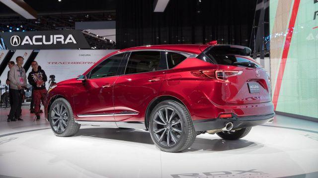 2020 Acura RDX rear