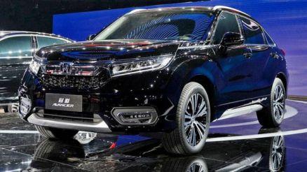 2020 Honda Avancier front