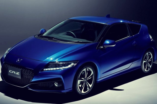 2020 Honda CR-Z TURBO front