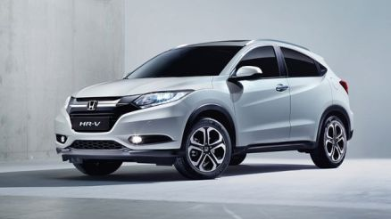 2020 Honda HR-V front