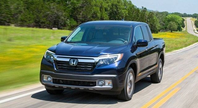 2020 Honda Ridgeline Hybrid
