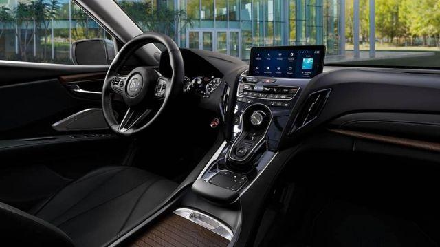 Acura RDX Type-S interior