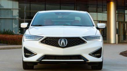 2020 Acura ILX front