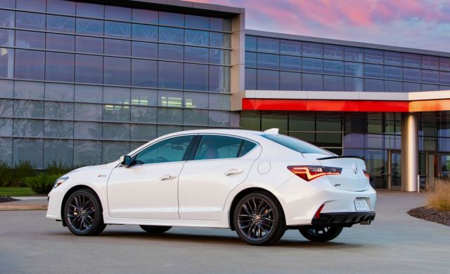 2020 Acura Ilx Redesign A Spec Release Date Japan Cars Manufacturer