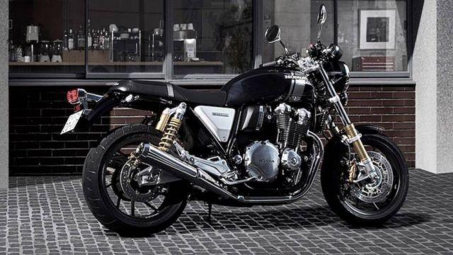2019 Honda CB1100 RS side look