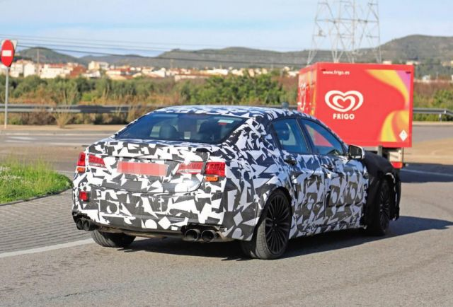 2020 Acura TLX Type-S rear