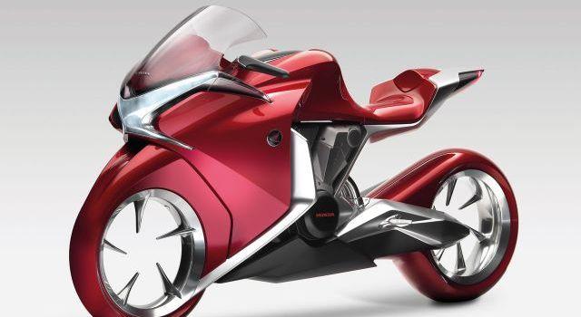 Honda V4 front