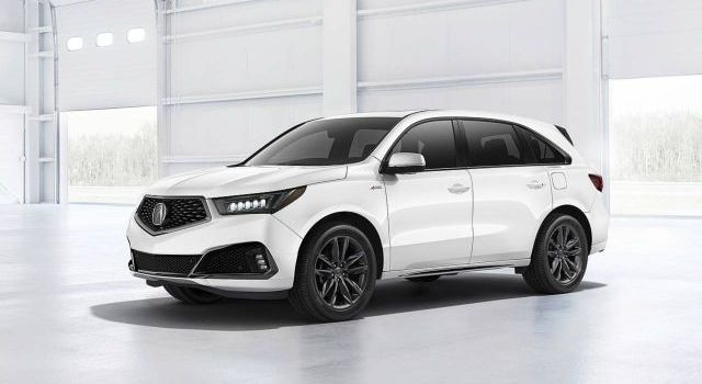 2020 Acura MDX Type-S