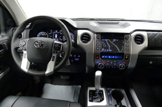 2020 Toyota Tundra Diesel interior