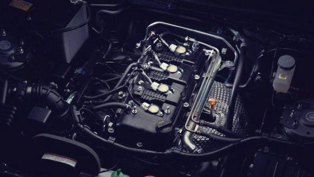 2021 Suzuki Grand Vitara powertrain