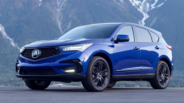 2021 Acura RDX A Spec