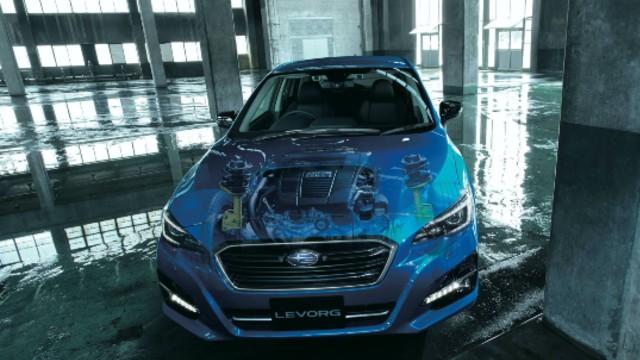 2021 Subaru Levorg V-Sport engine