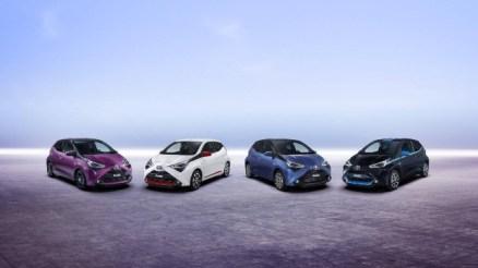 2021 Toyota Aygo redesign