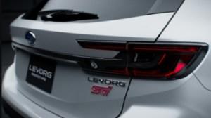 2021 Subaru Levorg STI Sport rear