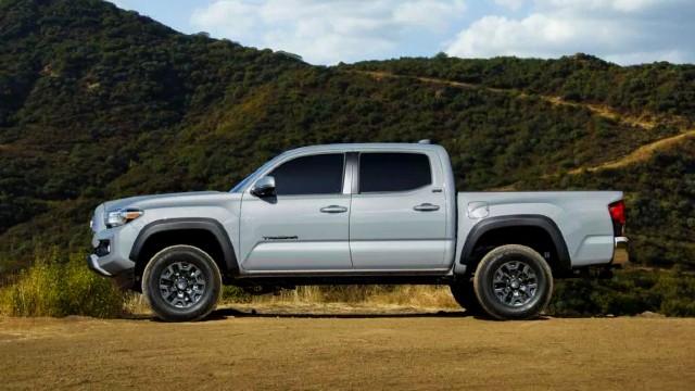 2021 Toyota Tacoma Trail Edition price
