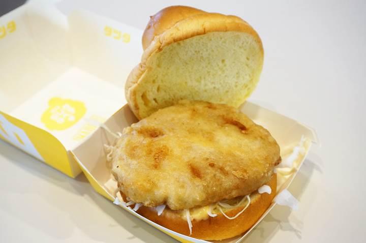 McDonald's Chicken Tatsuta マクドナルド チキンタツタ