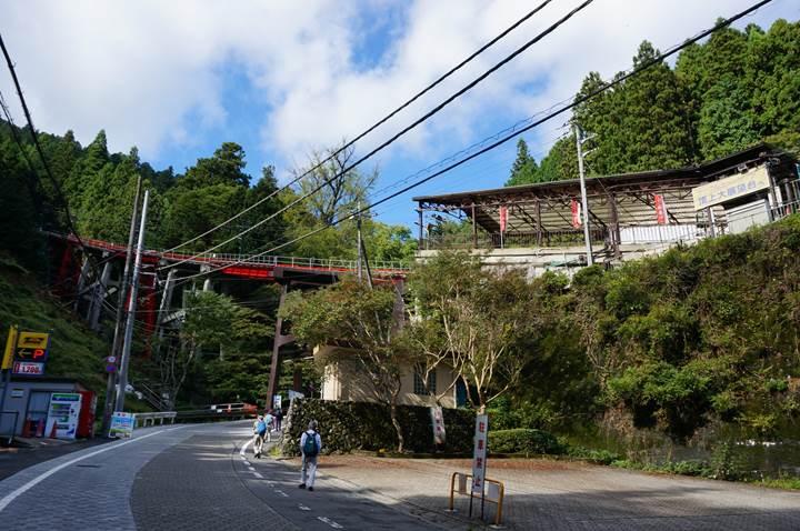 Mt. Mitake 御岳山 and Musashi-mitake Shrine 武蔵御嶽神社 in Tokyo 東京