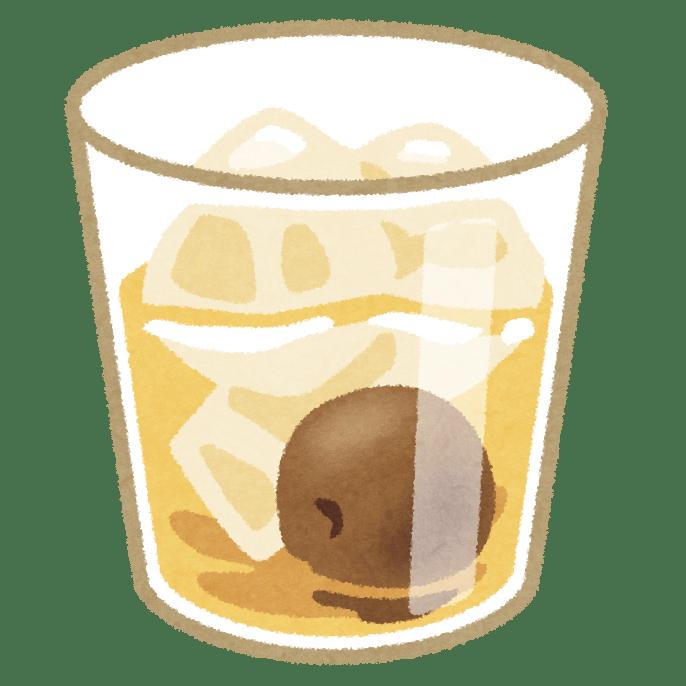 Plum Wine 梅酒