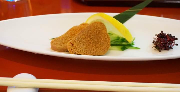 Hard Roe of Blowfish ふぐ子のぬか漬け
