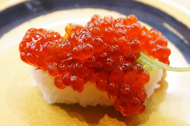 Salted Salmon Roe すじこ
