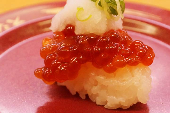 Salmon Roe Soy Marinade すじこ 筋子