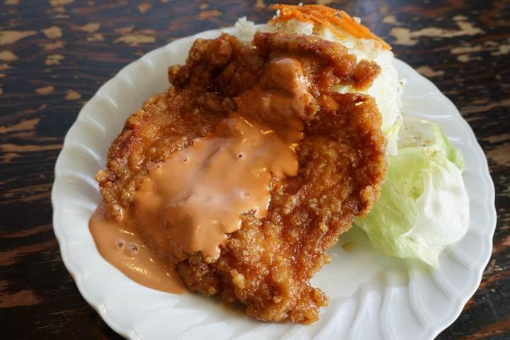 Chicken Namban チキン南蛮 - TOEISHIN 鳥心 in Kochi 高知