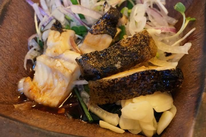 Moray eel ウツボ たたき