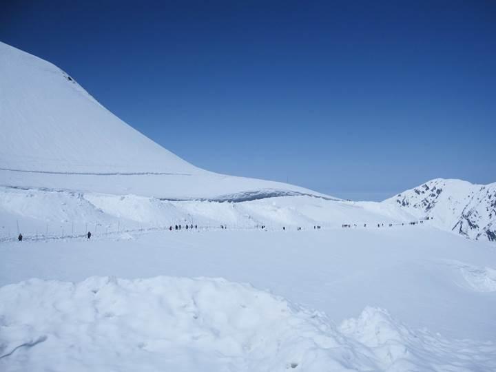 Tateyama Kurobe Snow Corridor 立山黒部 雪の大谷