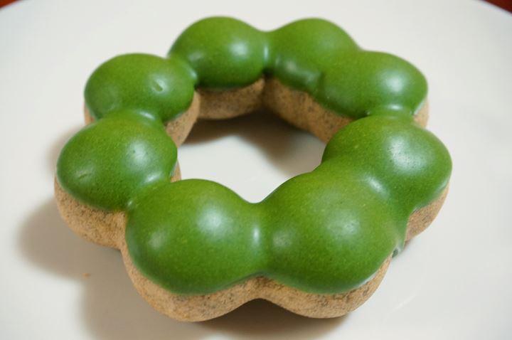 Mister Donut Matcha ミスタードーナツ 抹茶