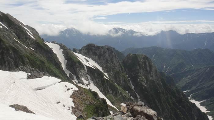 Mt. Tsurugidake 剱岳