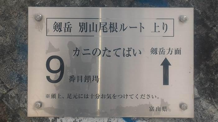 Kani-no-tatebai カニのたてばい