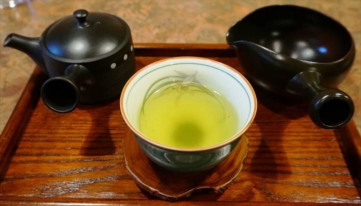 月光 GEKKO - お餅 Rice Cake 日本茶 Japanese Tea 抹茶 Matcha
