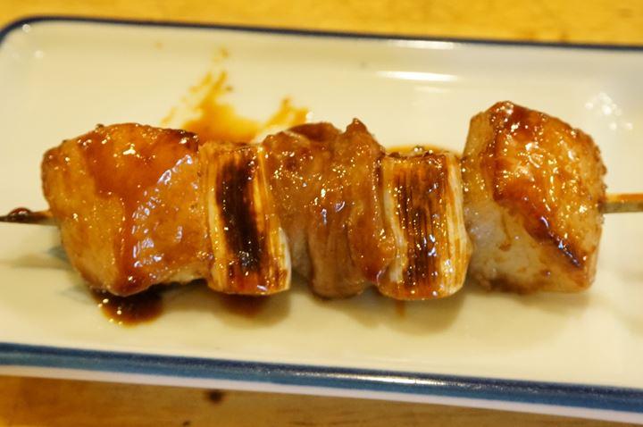 カシラ白 Pork Face / Cheek - 大衆酒場 かぶら屋 Izakaya Bar KABURAYA