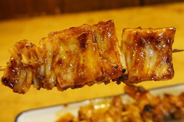 テッポー 直腸 Pork Rectum / Intestines - 大衆酒場 かぶら屋 Izakaya Bar KABURAYA