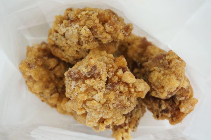 Karaage 特性醤油から揚げ Soy Sauce Deep Fried Chicken - から揚げ専門店 とりサブロー TORISABURO