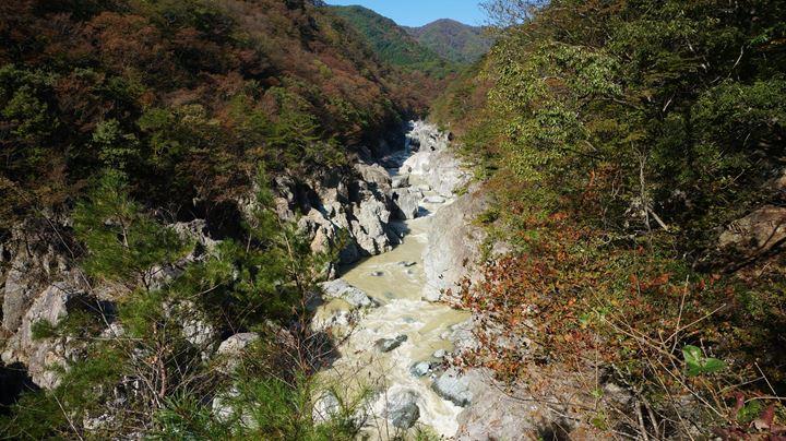 Ryuokyo Ravine 龍王峡 - Taikan (Grand View) 大観