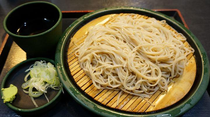 Mori もり - Soba 蕎麦 そば - YUDETARO ゆで太郎