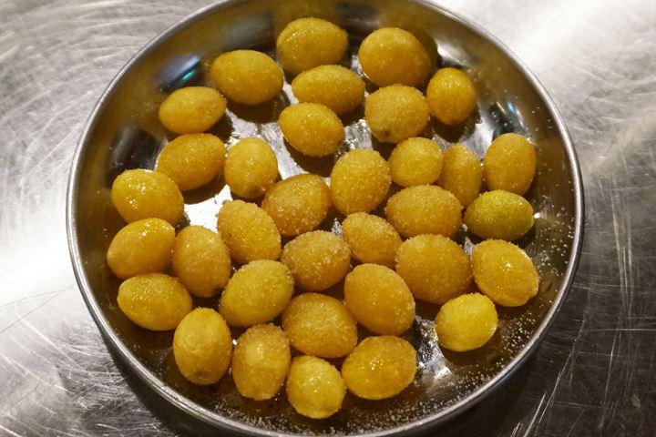 Deep Fried Ginkgo Nuts 銀杏揚げ - Otonba (Higashi Ueno Branch) おとんば 東上野店