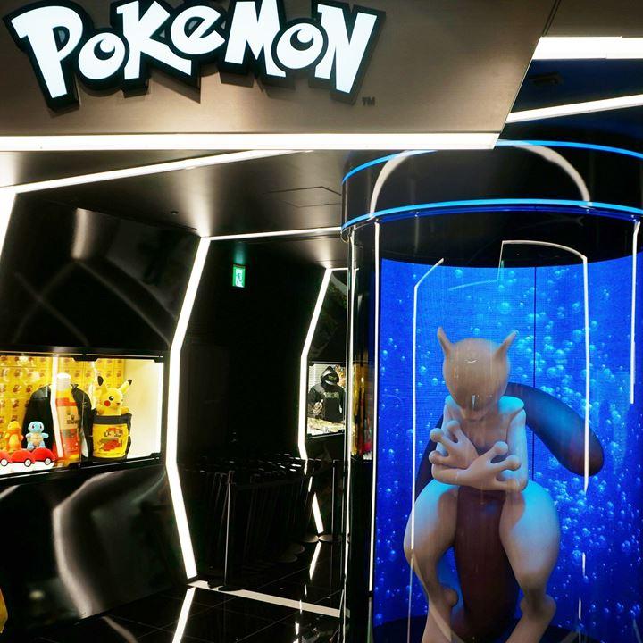 Pokemon Center in PARCO Shibuya 渋谷パルコ ポケモンセンター