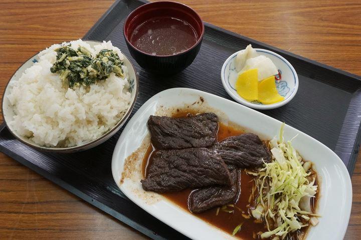 Whale Steak KUJIRA SHOKUDOU Hokkai Suisan 北海水産 鯨食堂 くじらステーキ