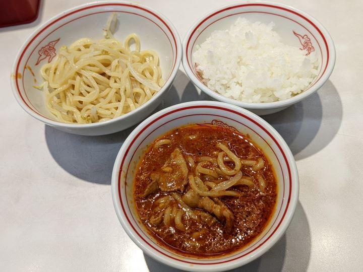 MOUKO TANMEN NAKAMOTO 蒙古タンメン中本 - Hiyashi Miso Ramen 半冷し味噌ラーメン