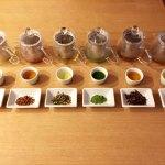日本茶試飲