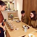 日本茶試飲タイム