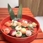 sushi we made