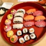 ゲスト作お寿司