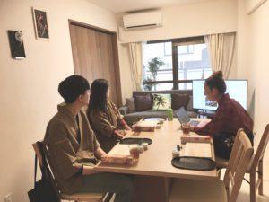 手まり寿司プレゼンテーション