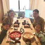 手まり寿司コース